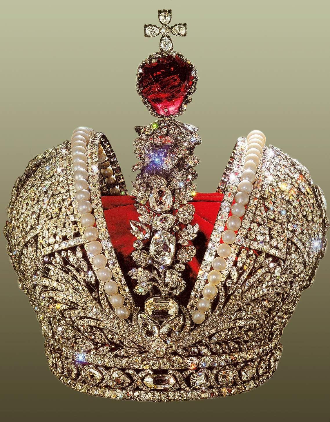 Обои для рабочего стола корона российской империи